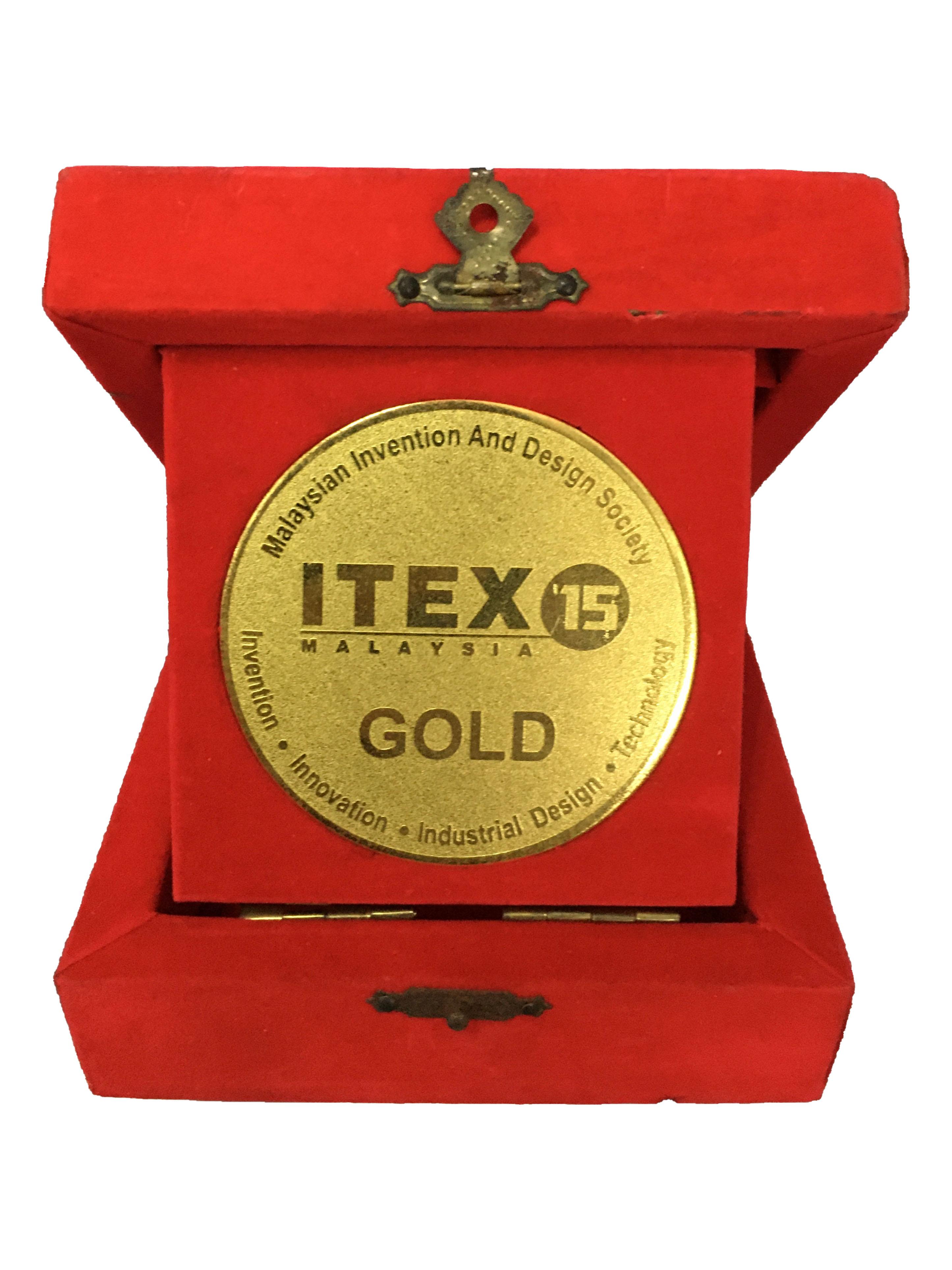 Gold Medalist ITEX