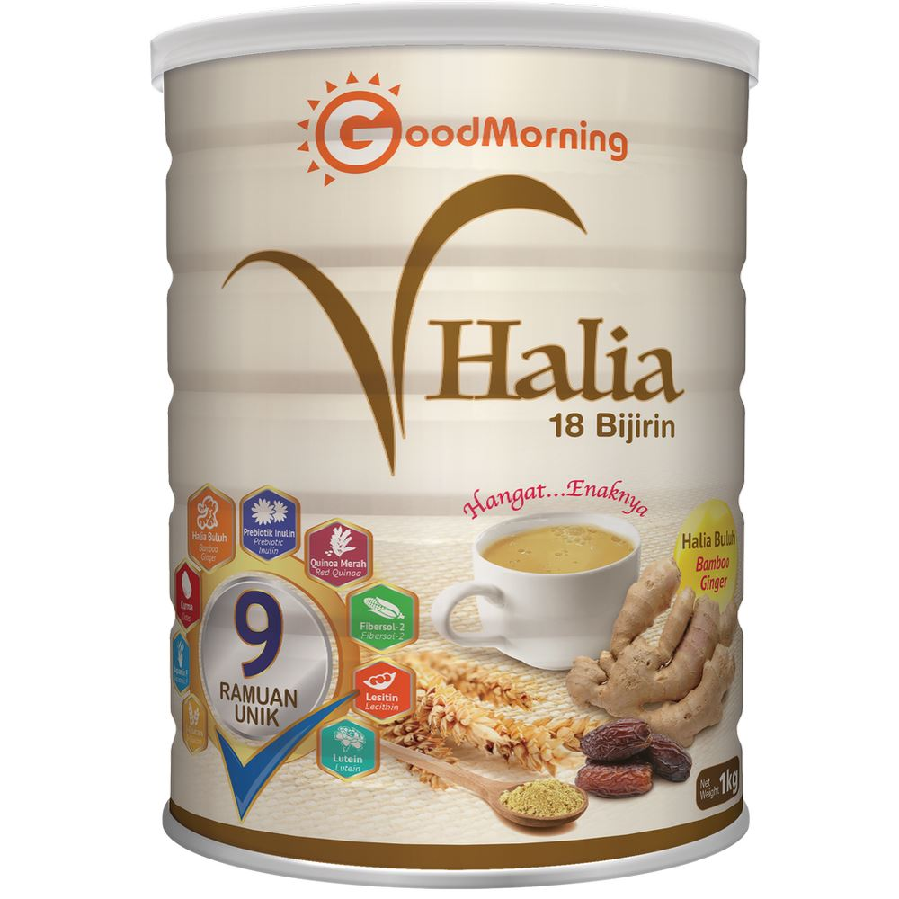 GoodMorning VHalia 18 Grains