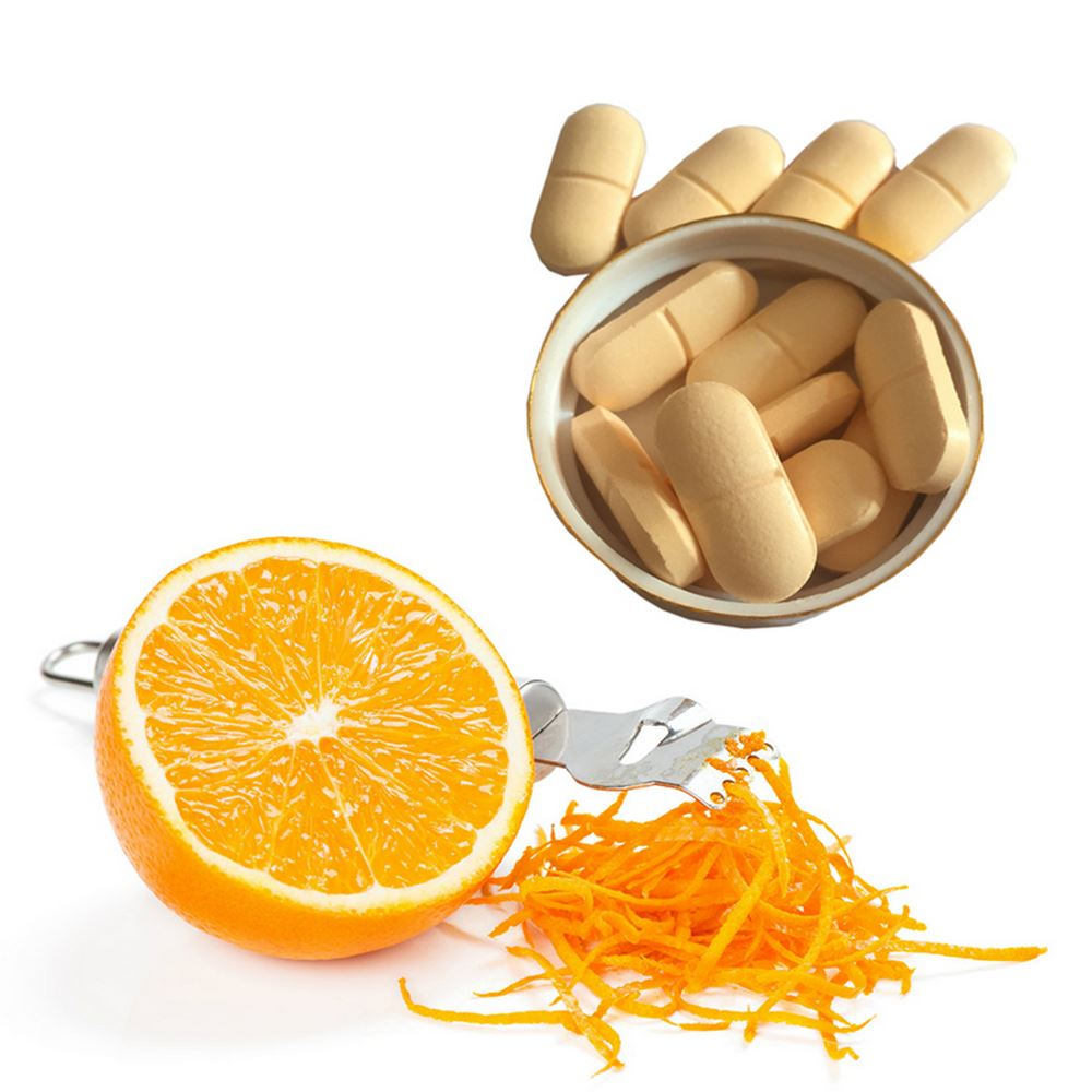 Custom Food Grade collagen vitamin c tablets