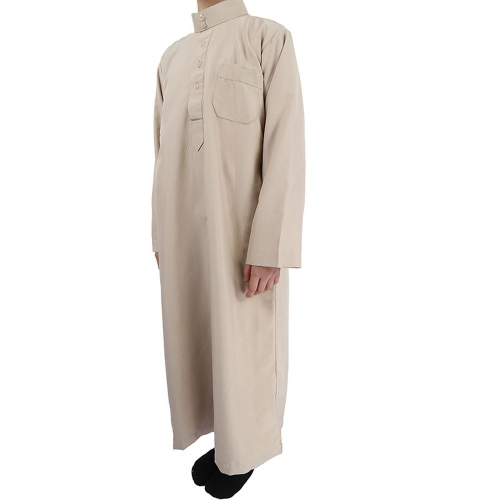 Daffah Design Muslim Abaya Islamic Children Clothing For Boy