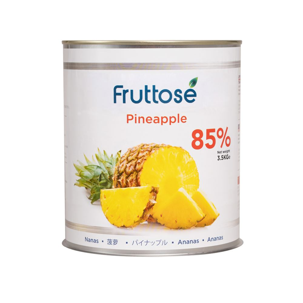 Pineapple Filling (Fruttose)