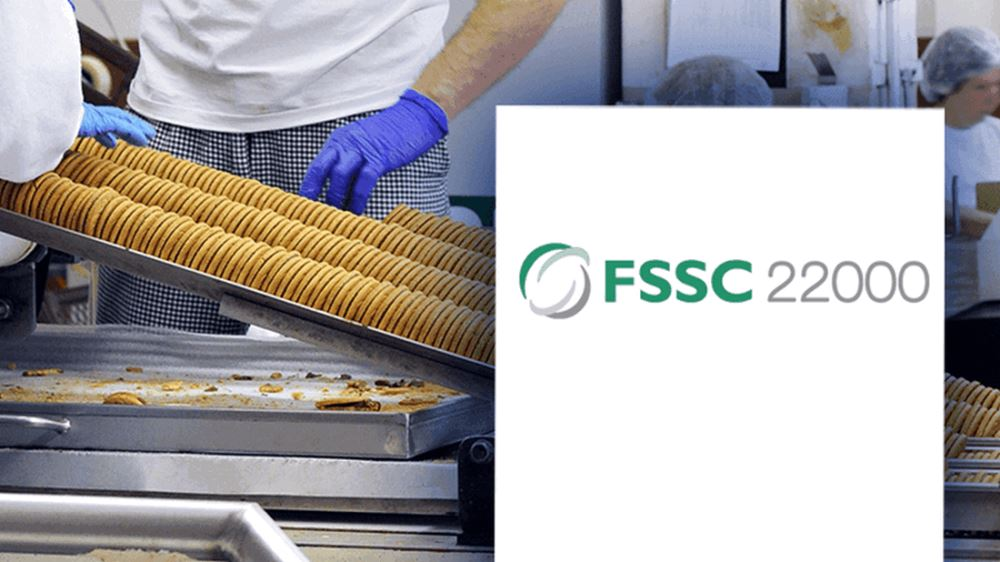 Food Safety System Certification (FSSC) 22000