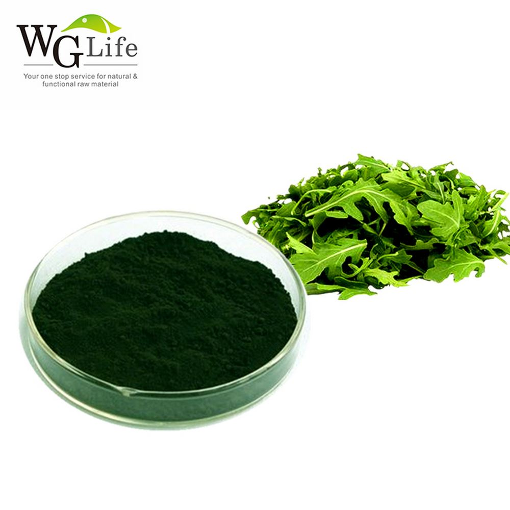 Health benefits organic sodium copper liquid chlorophyll