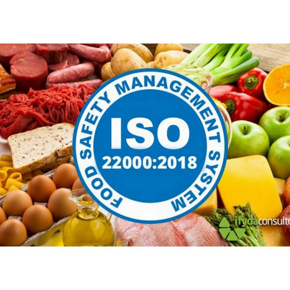 ISO 22000:2018 FOOD SAFETY MANAGEMENT SYSTEM CONSULTANCY SERVICES