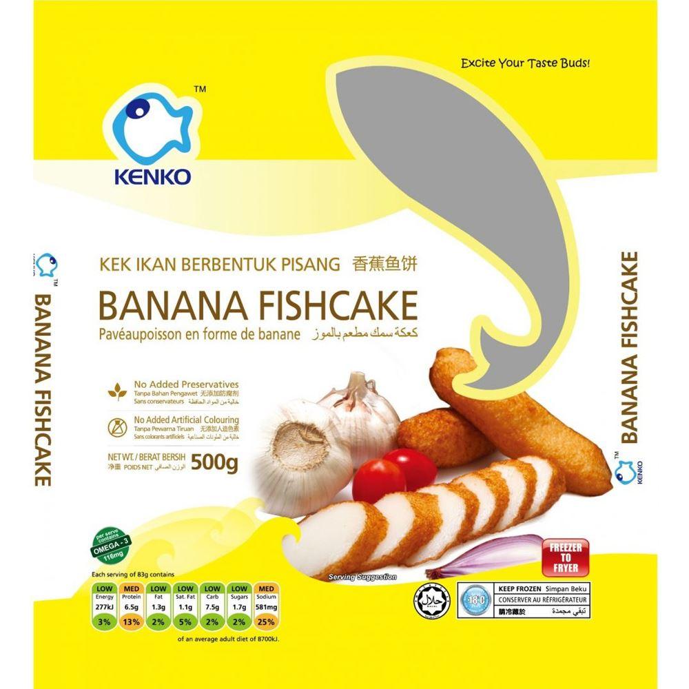 Banana Fishcake 500g