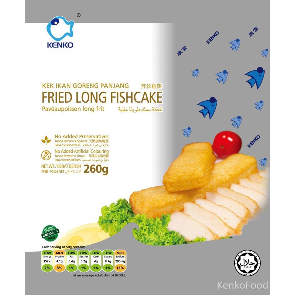 Fried Long Fishcake 260g