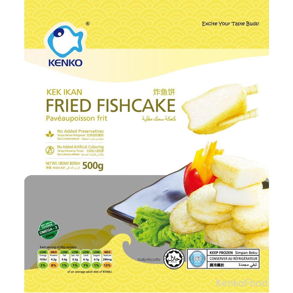 Fried Fishcake 500g