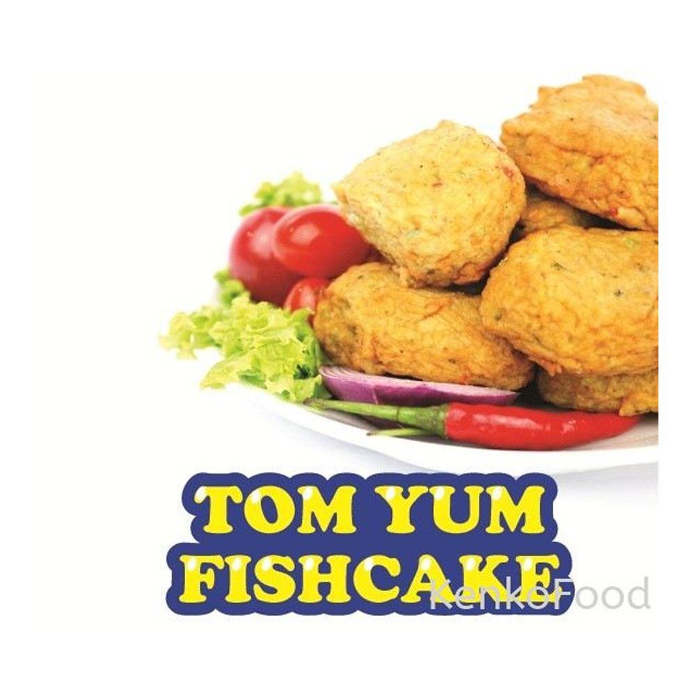 Tom Yam Fishcake 500g