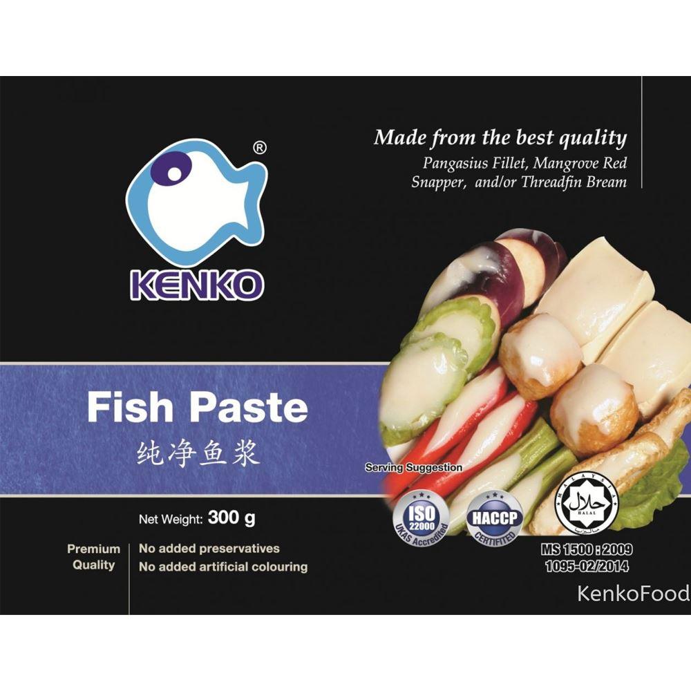 Fish Paste 300g