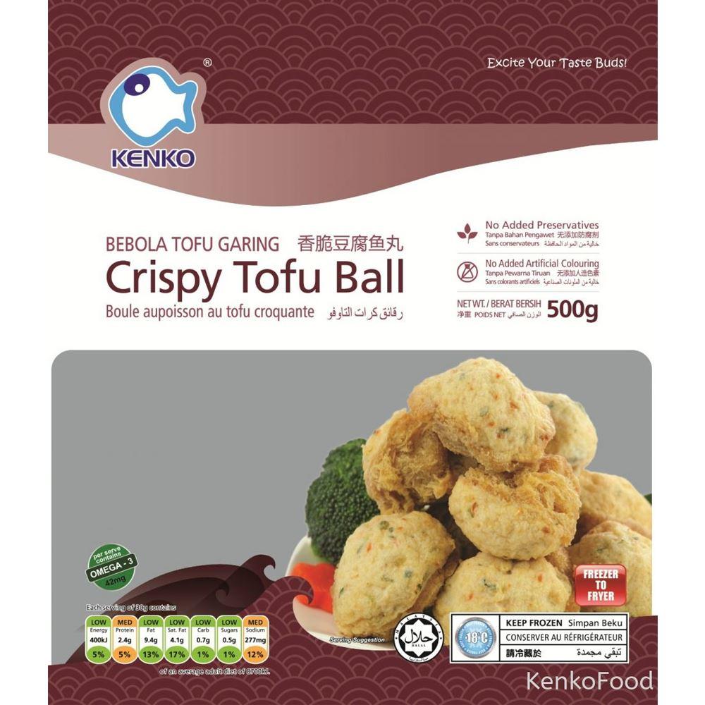 Crispy Tofu Ball 500g