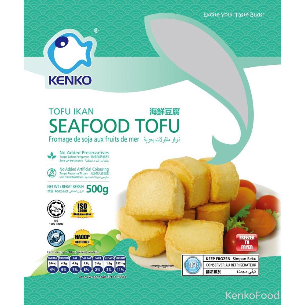 Seafood Tofu 500g