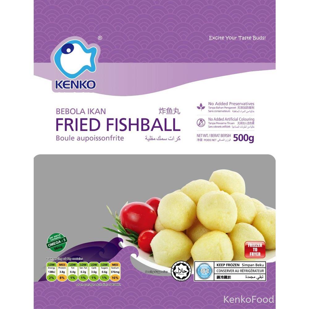 Fried Fishball 500g