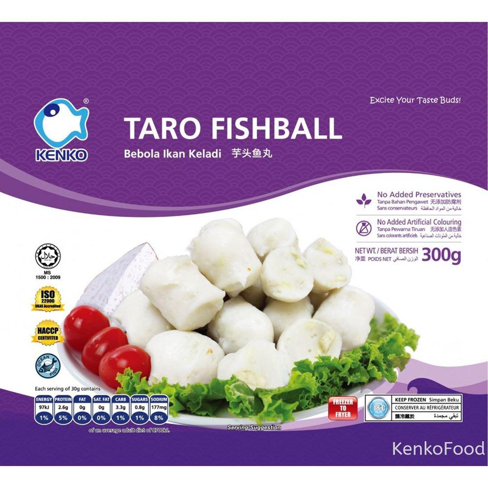 Taro Fishball 300g