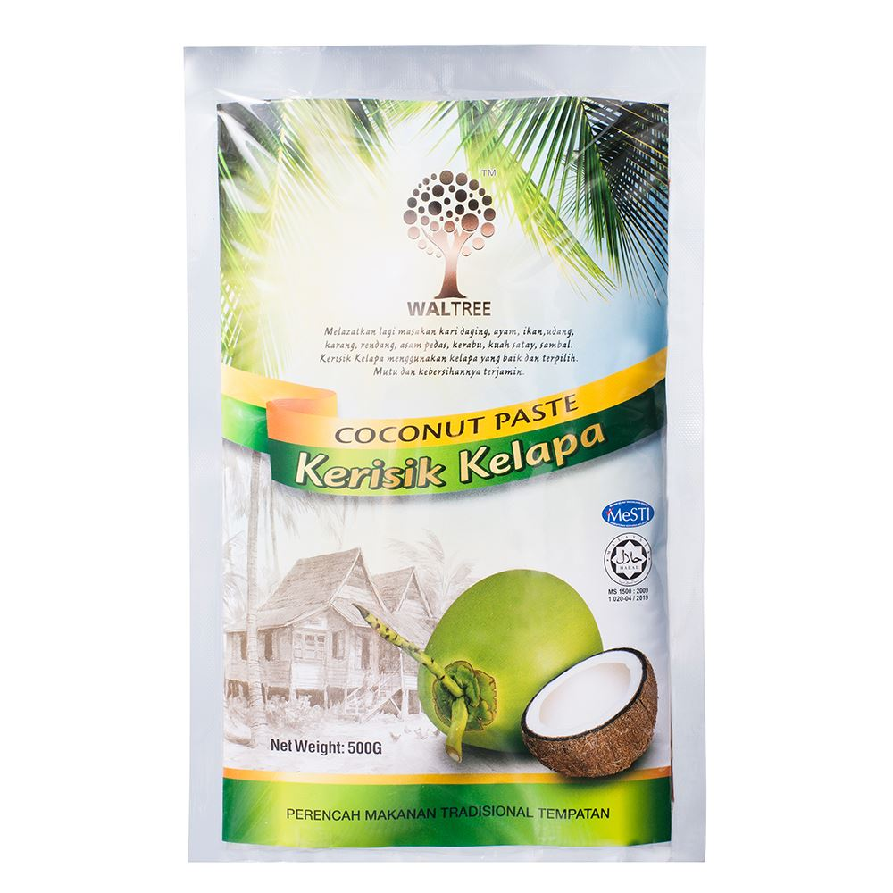 Kerisik Kelapa (Coconut Paste)