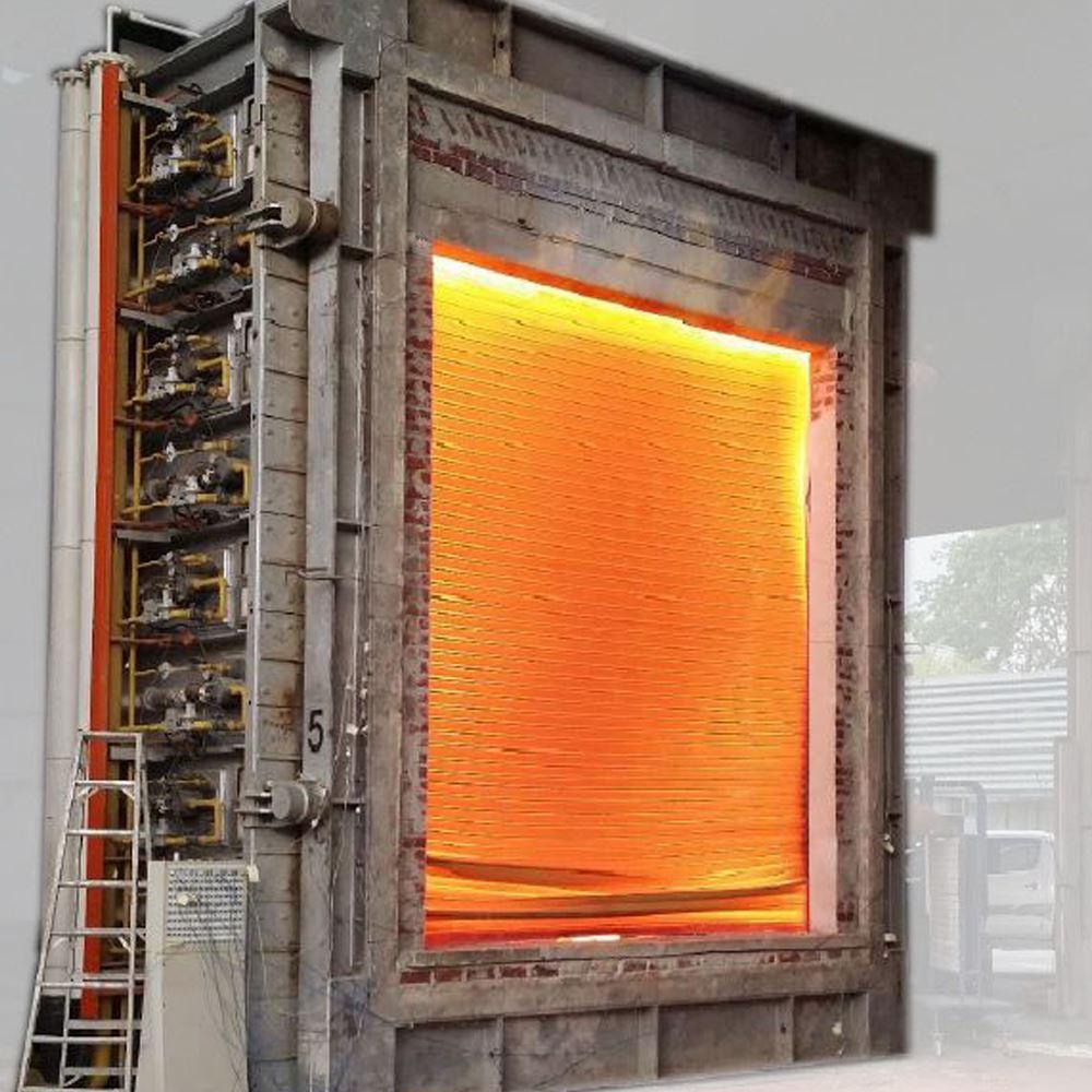 Fire Resistance Test Furnace