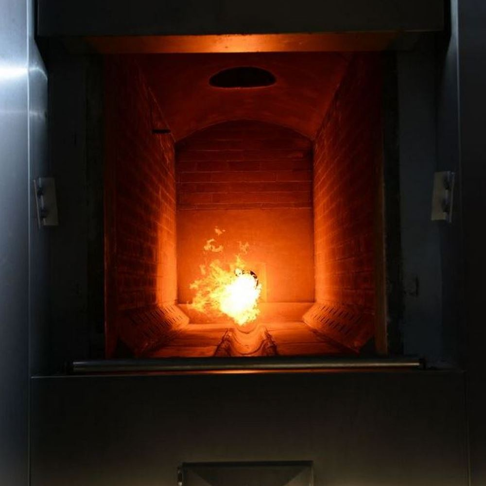 Cremation Furnace