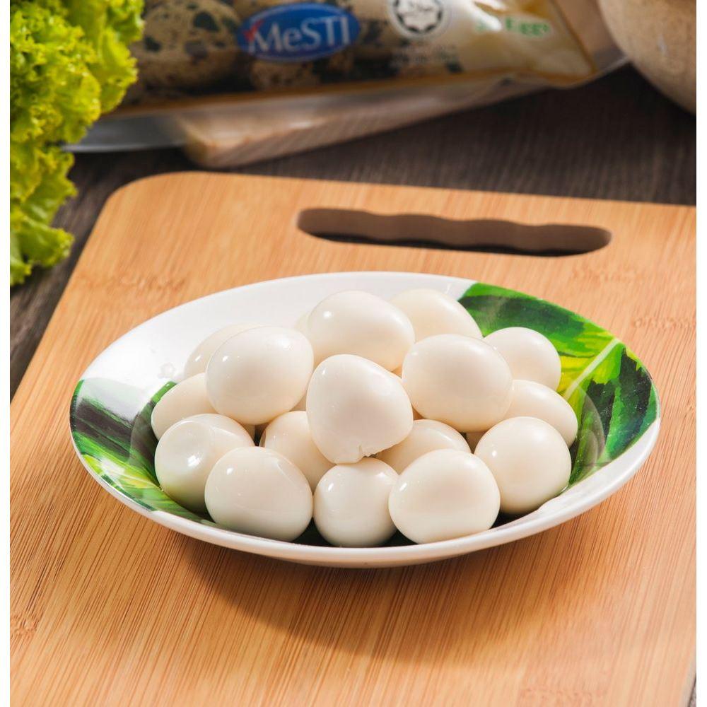 Peeled Quail Eggs (50 eggs)