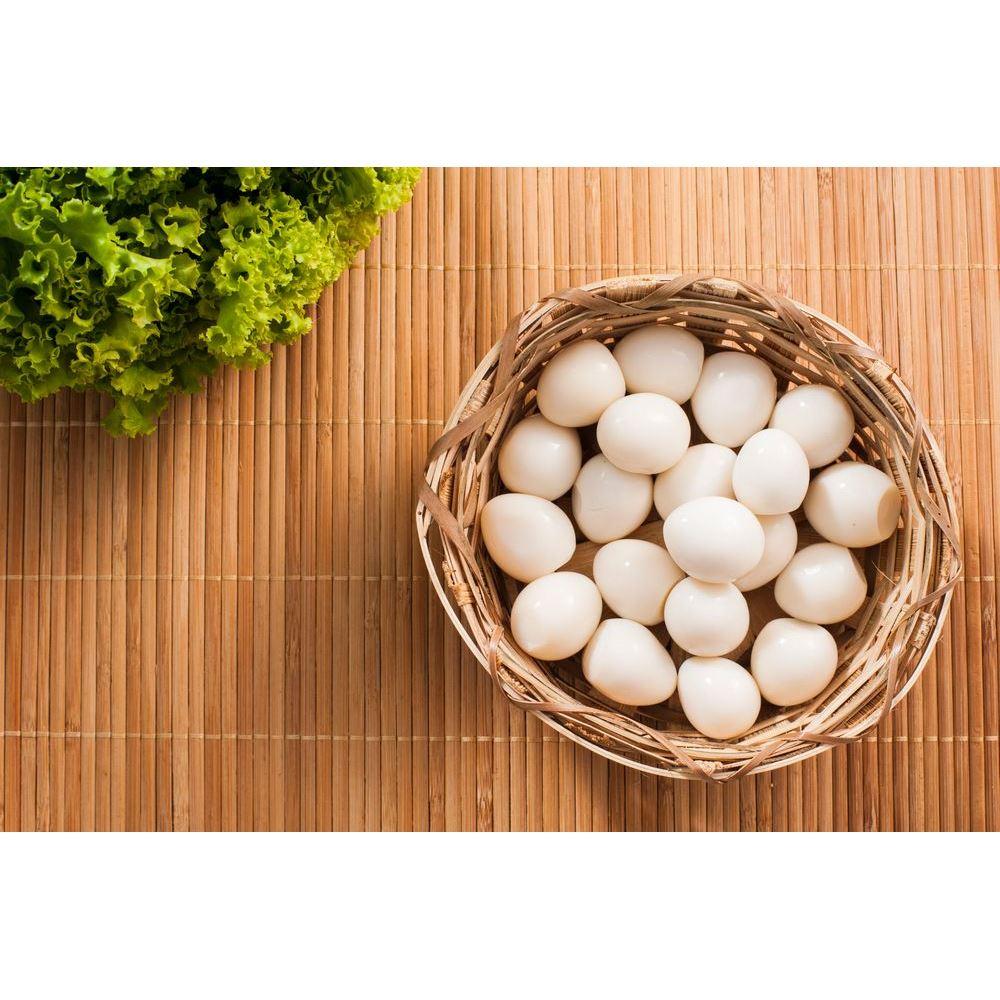 Peeled Quail Eggs (20 eggs)