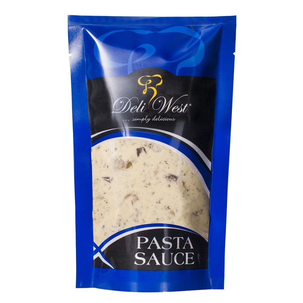Mushroom & Basil Cream (Pasta Sauce)