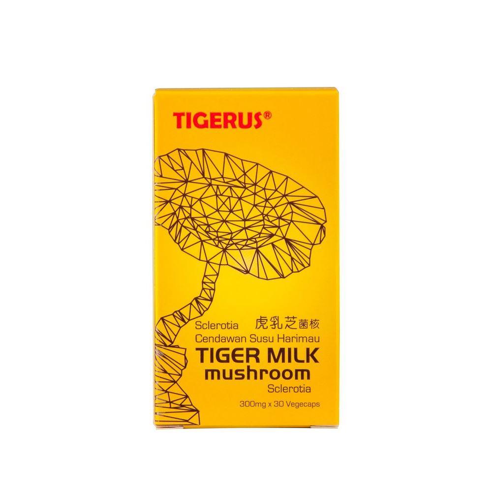 TIGERUS® Tiger Milk Mushroom Sclerotia 30's