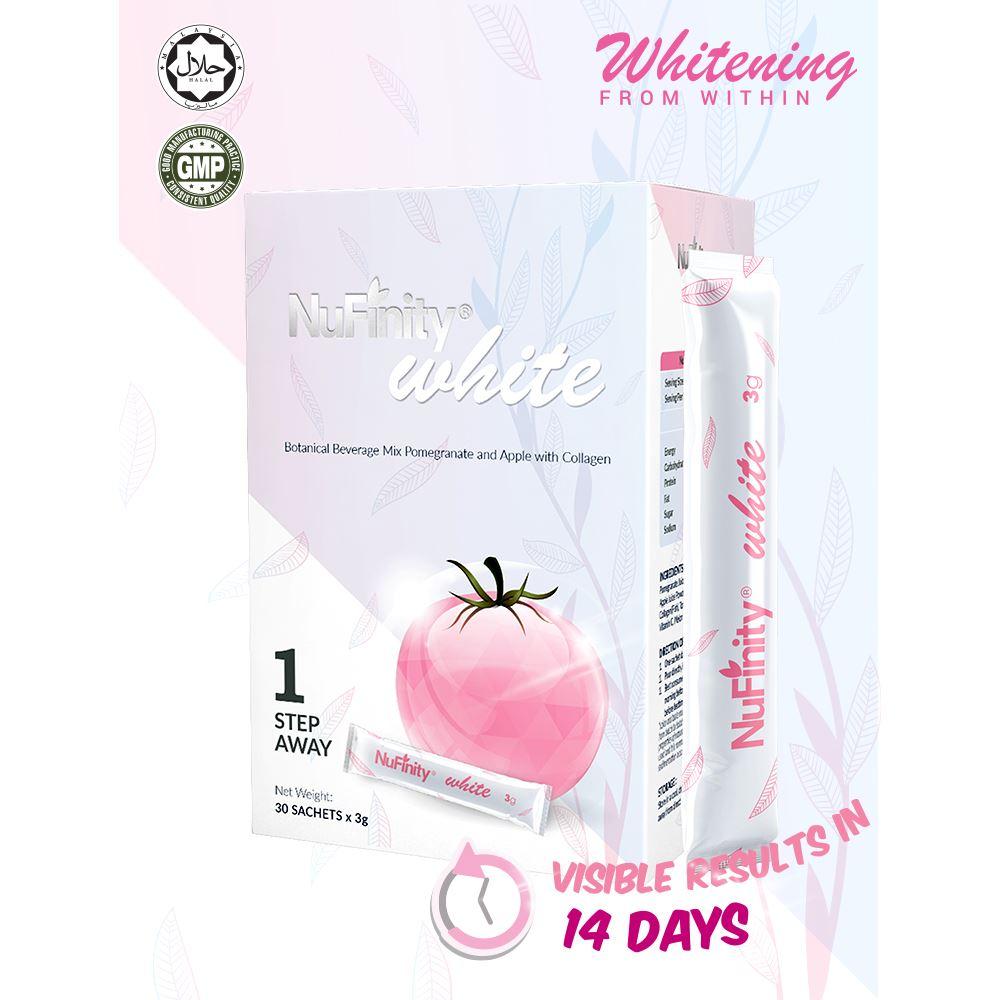 NuFinity® White