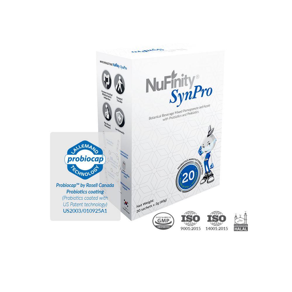 NuFinity® SynPro