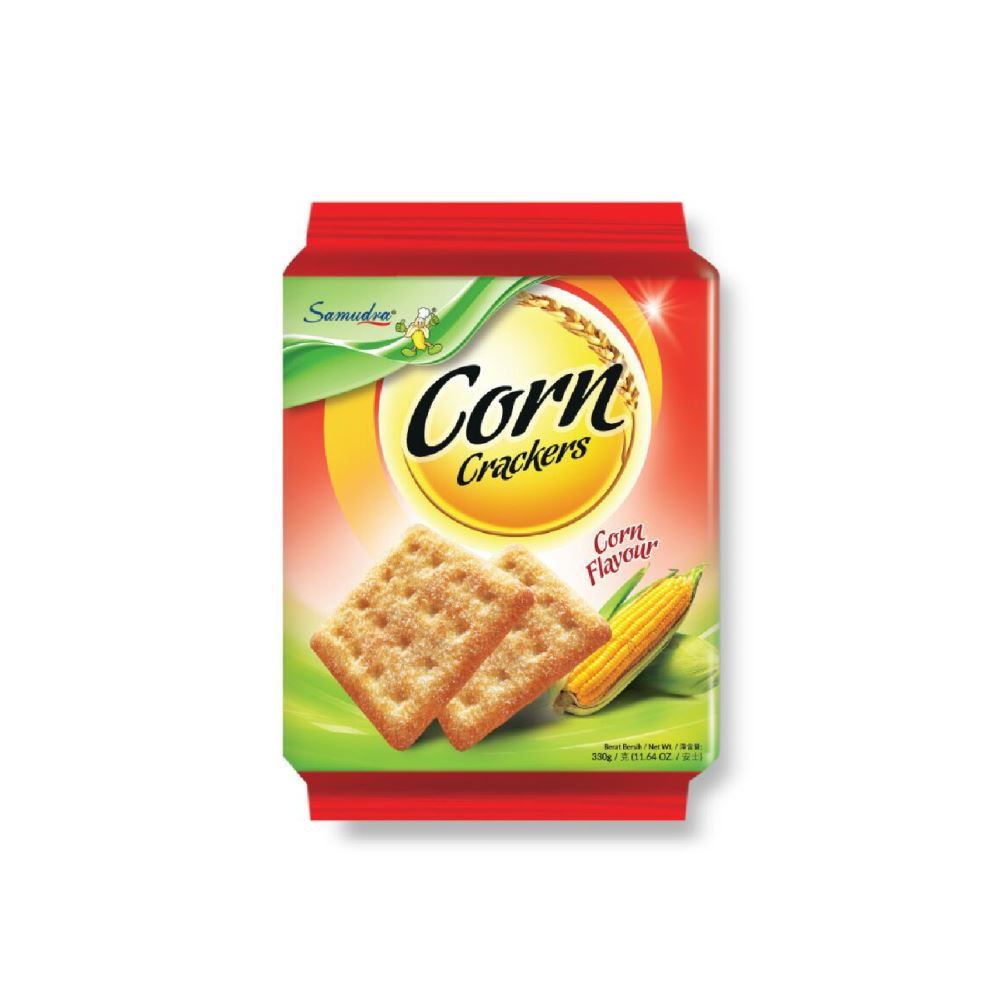 Corn Crackers (330G x 12Pkts)