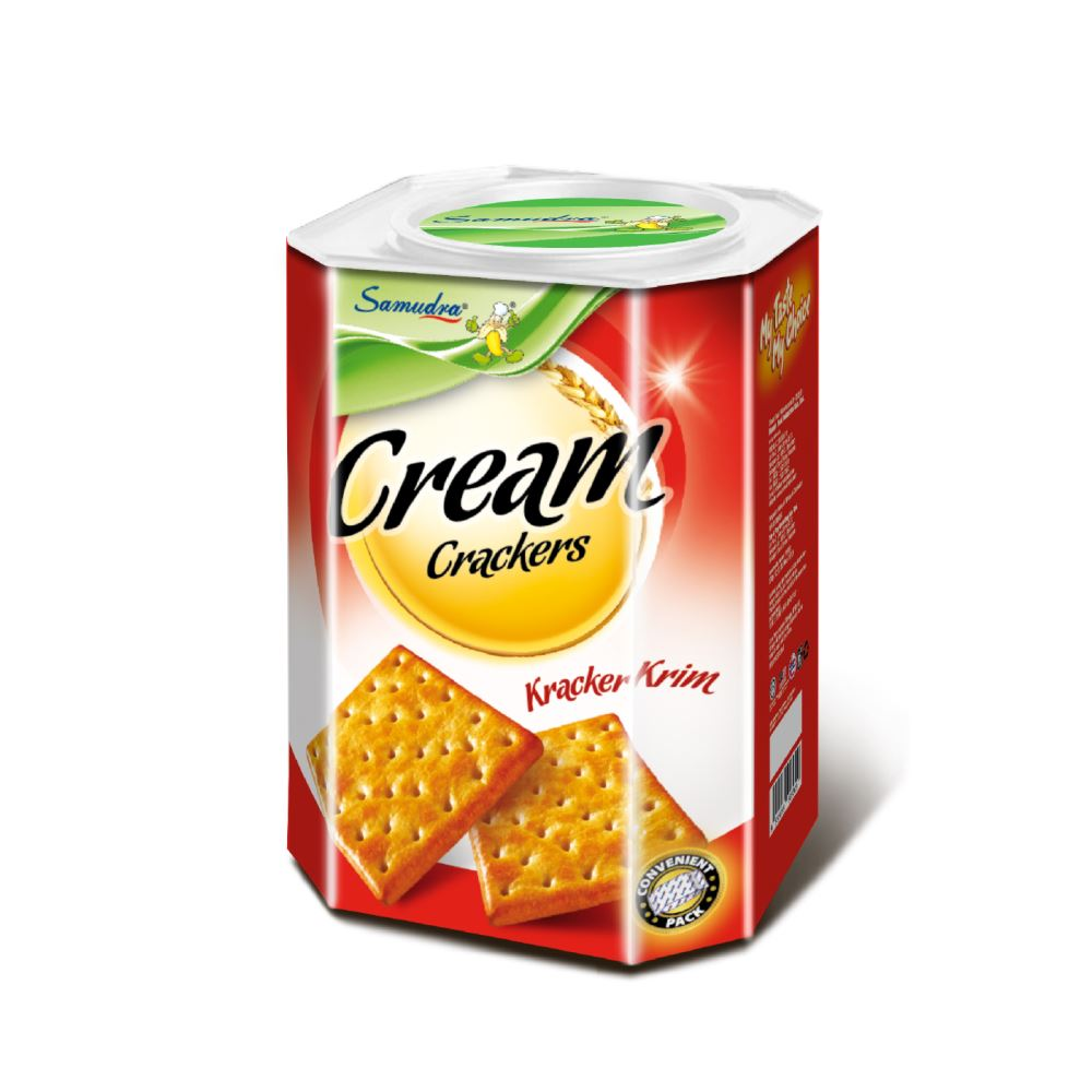 Cream Crackers (570G x 6Tins)