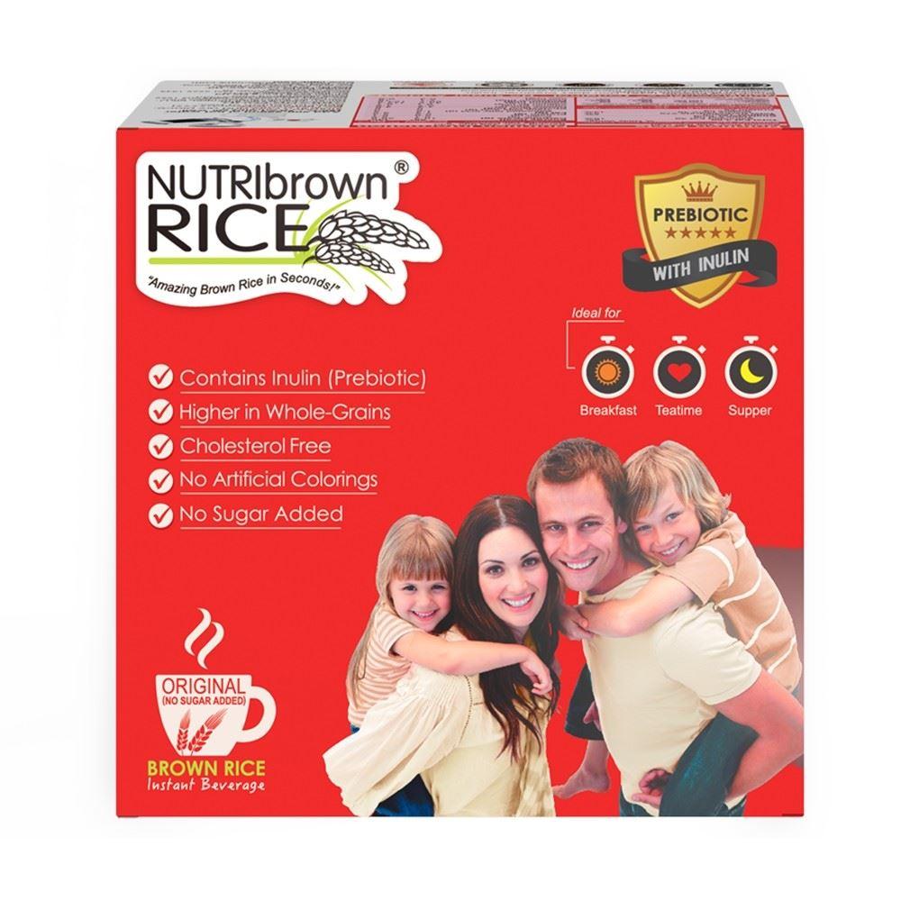 Original No Sugar Drink Brown Rice Instant Beverage