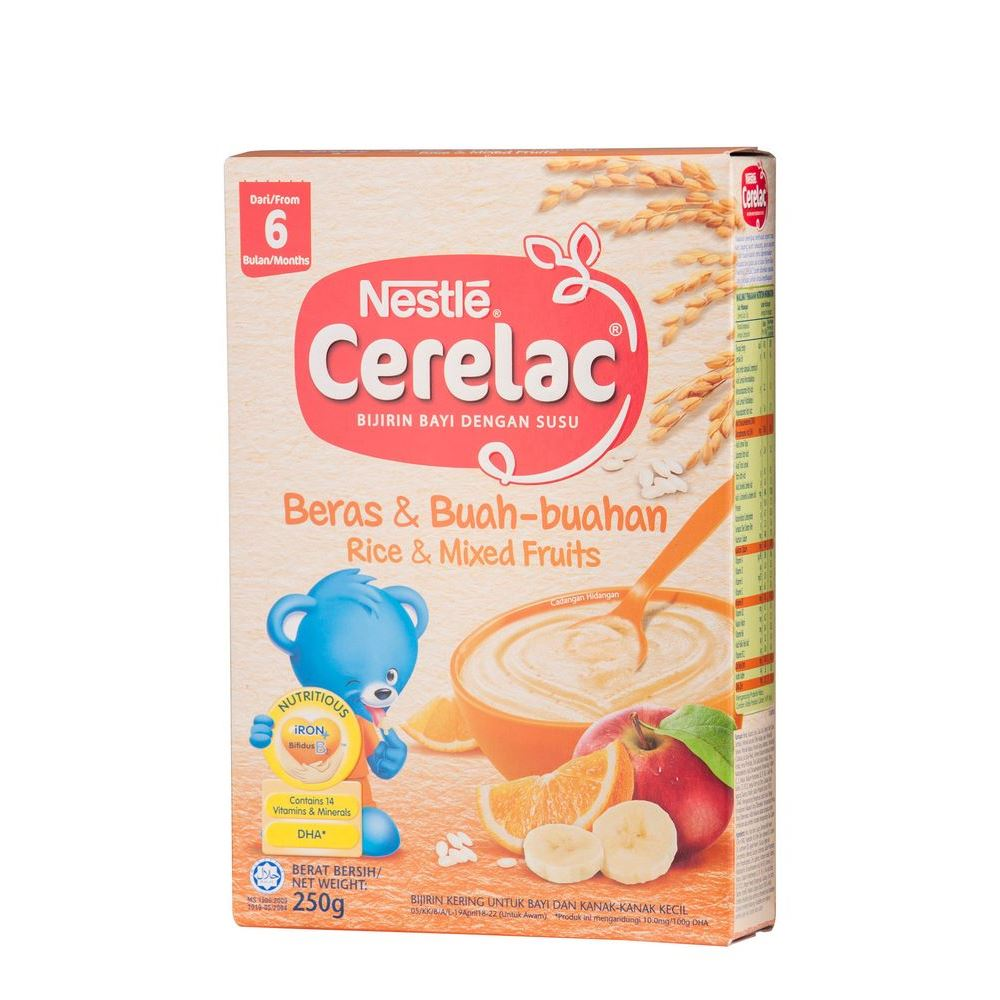 Cerelac Rice & Mixed Fruits