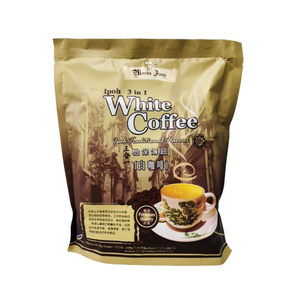 Ipoh Traditional White Coffee 3 in 1