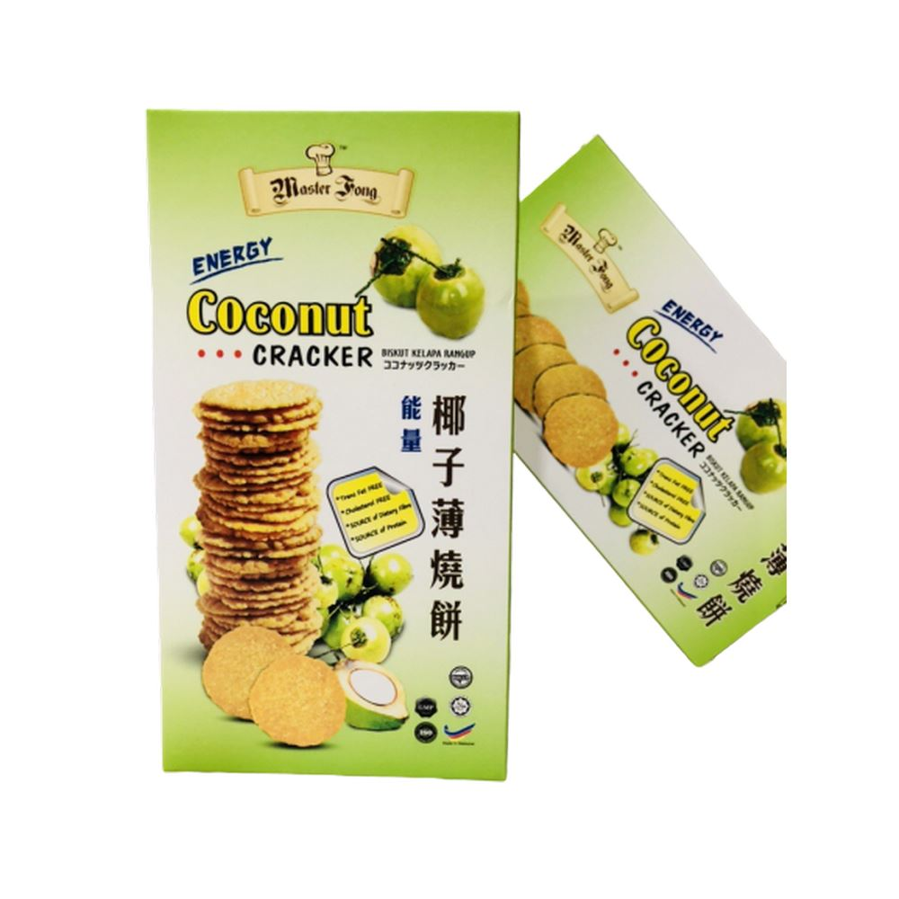 Energy Coconut Cracker