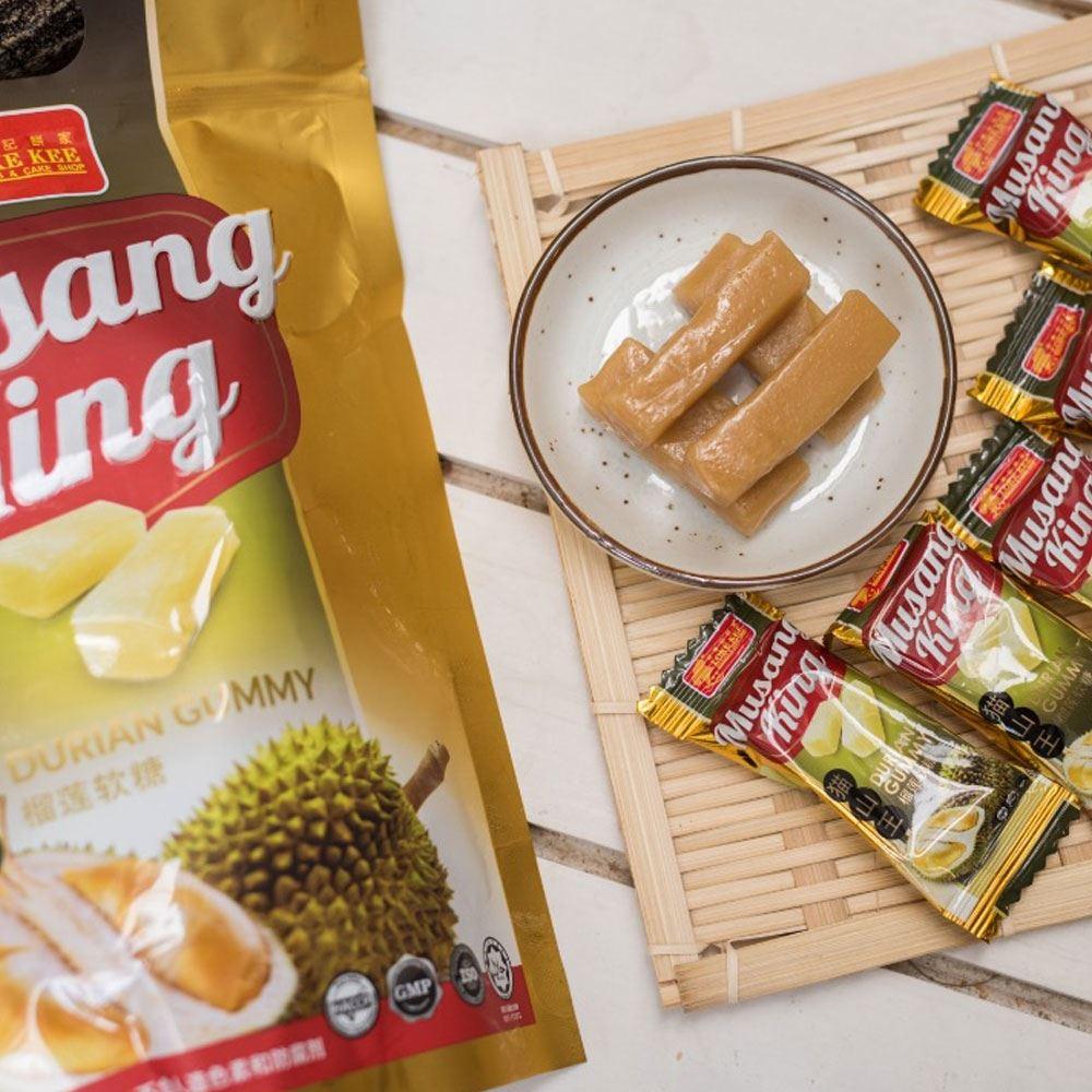 Durian Gummy