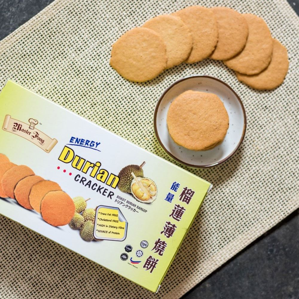 Energy Durian Cracker