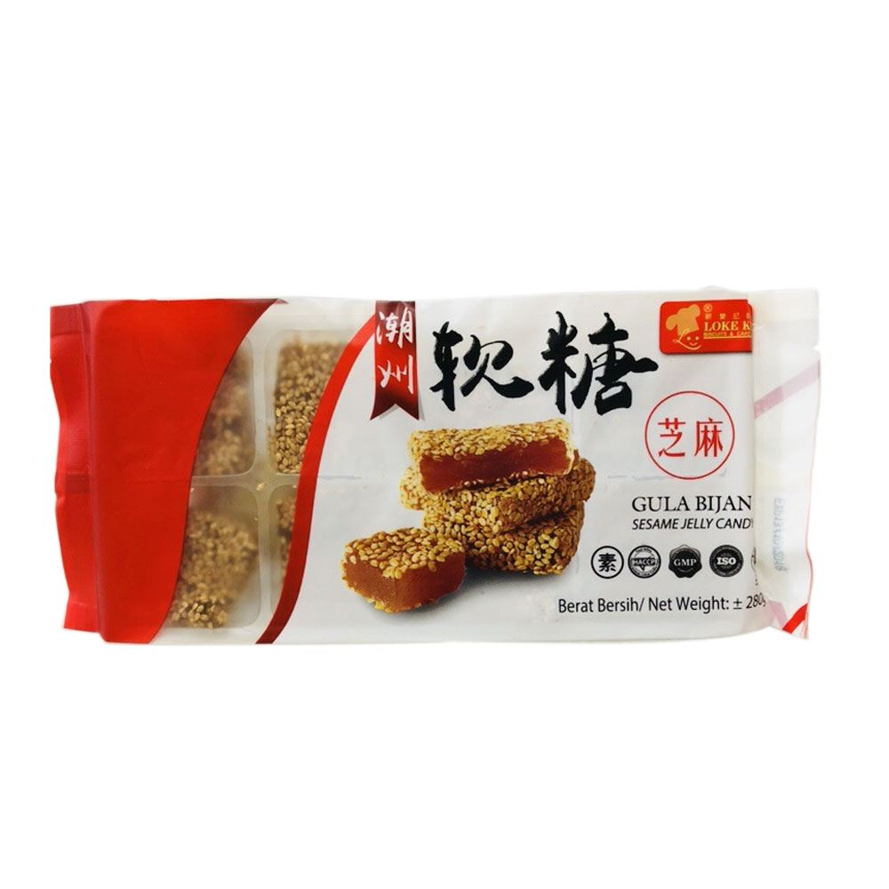 Sesame Jelly Candy (Teo Chew Candy)