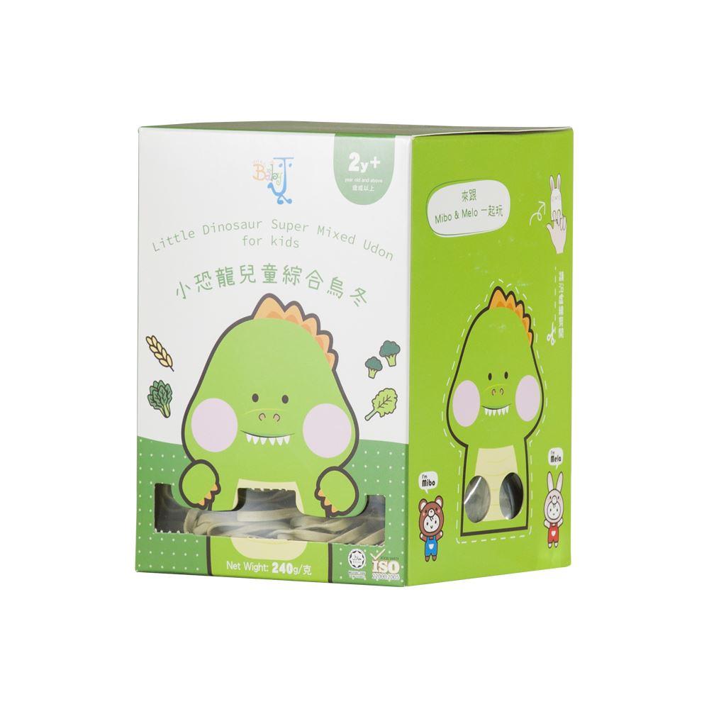 BabyJ Little Dinosaur Super Mixed Udon for kids