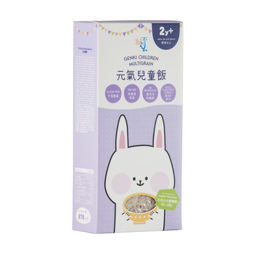BabyJ Genki Children Multigrain (From 2yr+)
