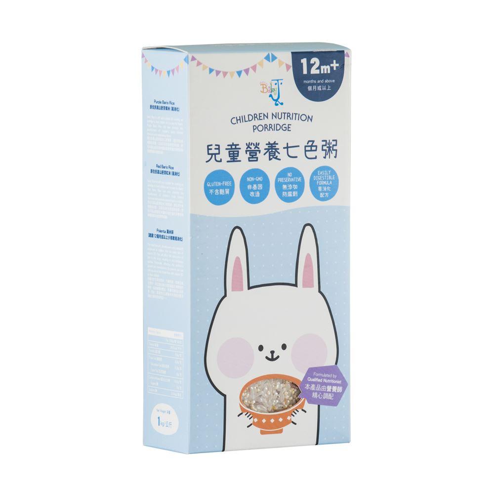 BabyJ Children Nutrition Porridge (From 12m+)