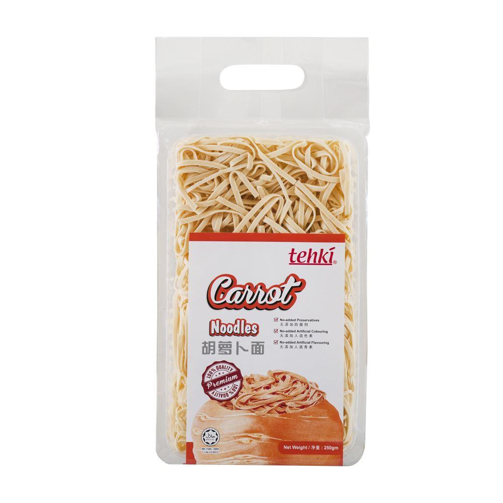 Tehki Premium Natural Carrot Noodle