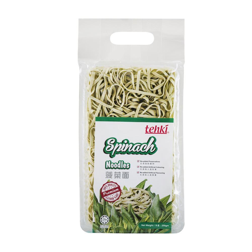 Tehki Premium Natural Spinach Noodle