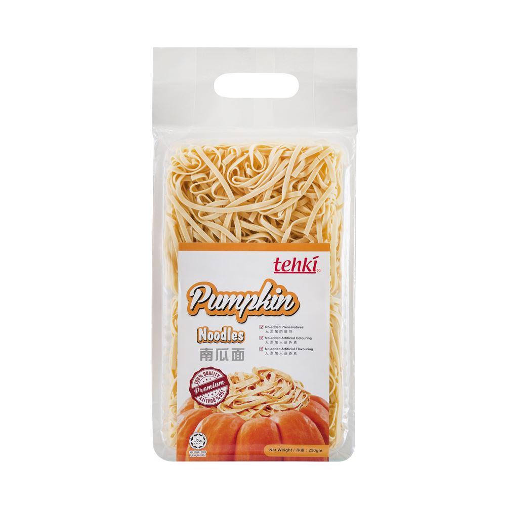 Tehki Premium Natural Pumpkin Noodle
