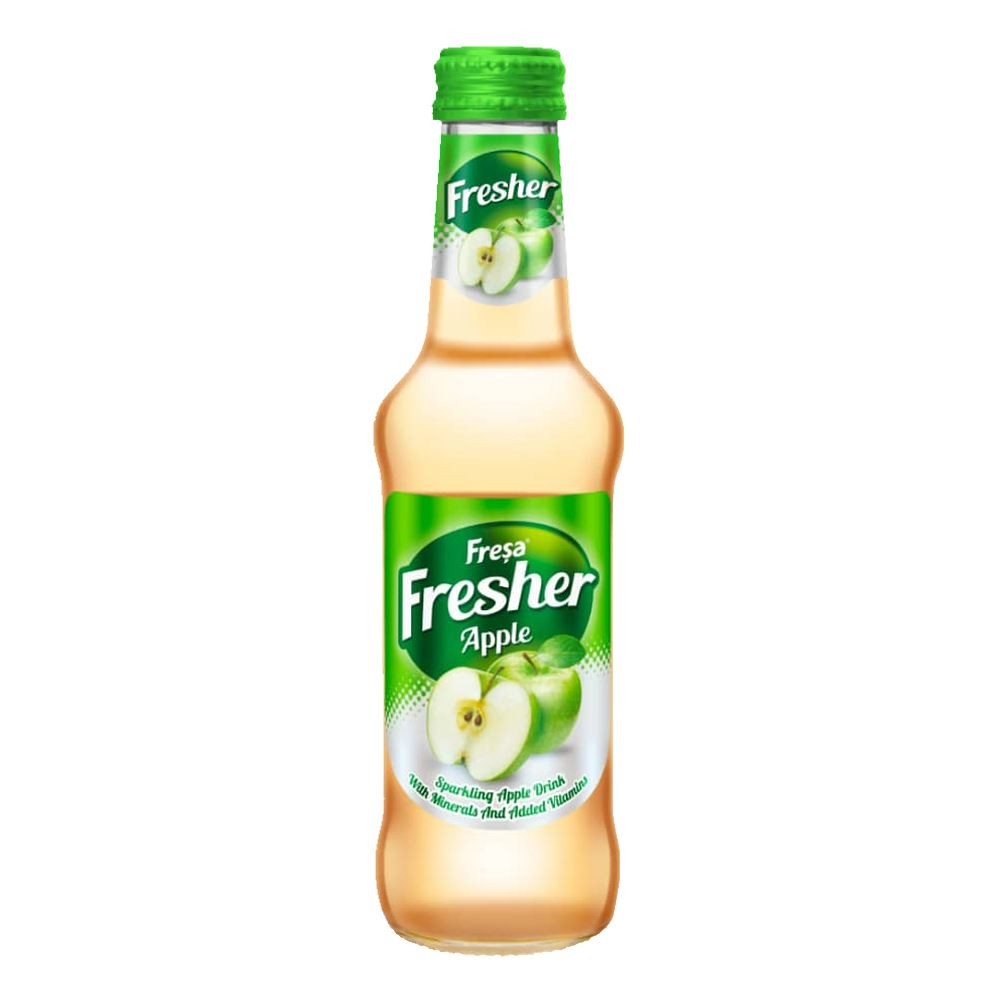 Fresa Fresher Apple Carbonated Mineral Water