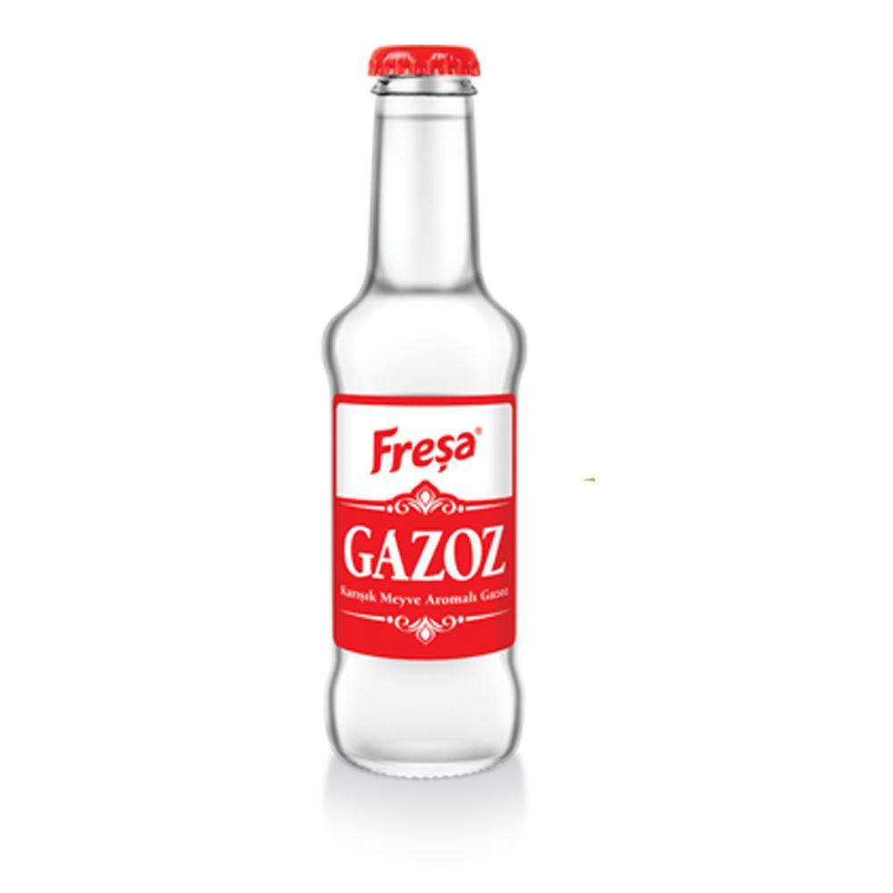 Fresa Mixed Fruit Flavored Soda