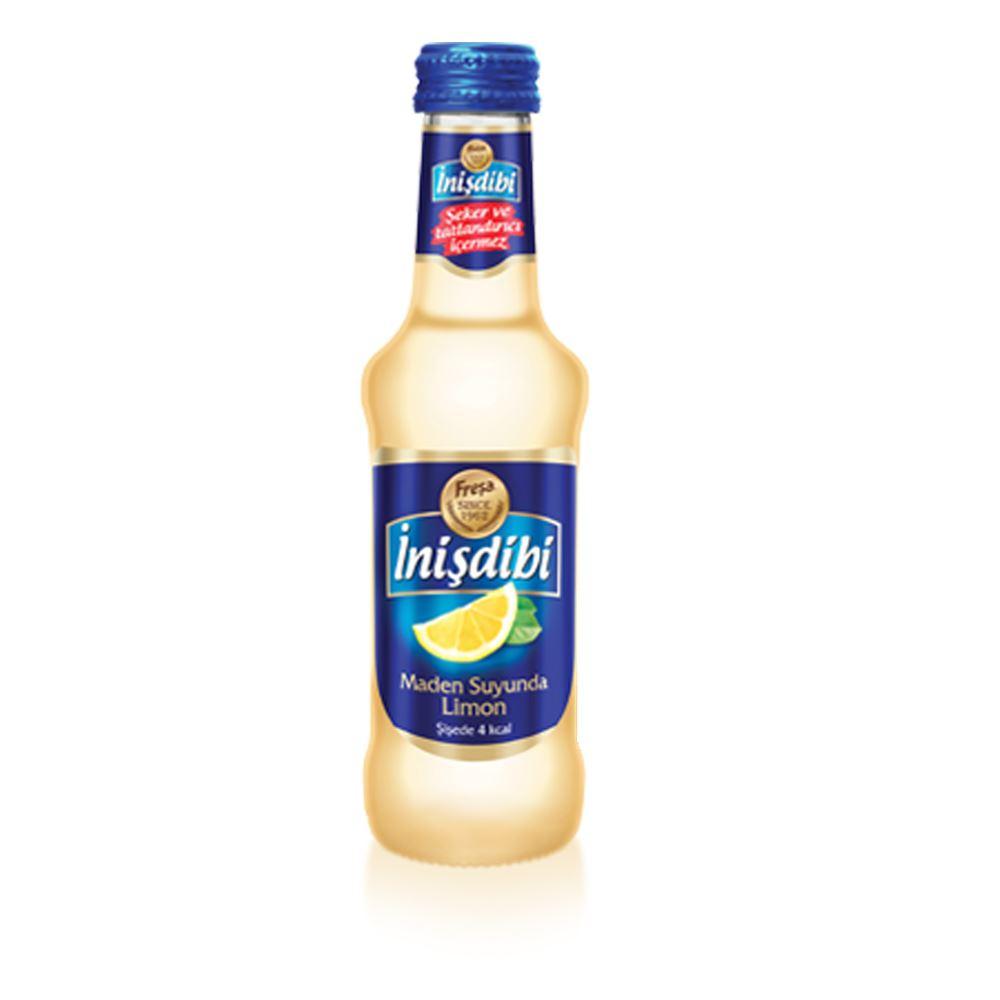 Inisdibi Mineral Water With Lemon