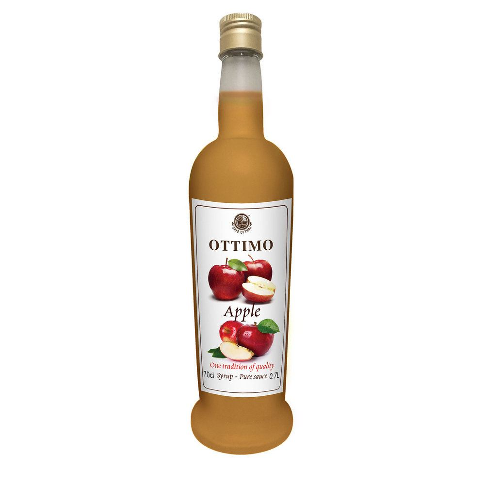 Apple Flavored Syrup