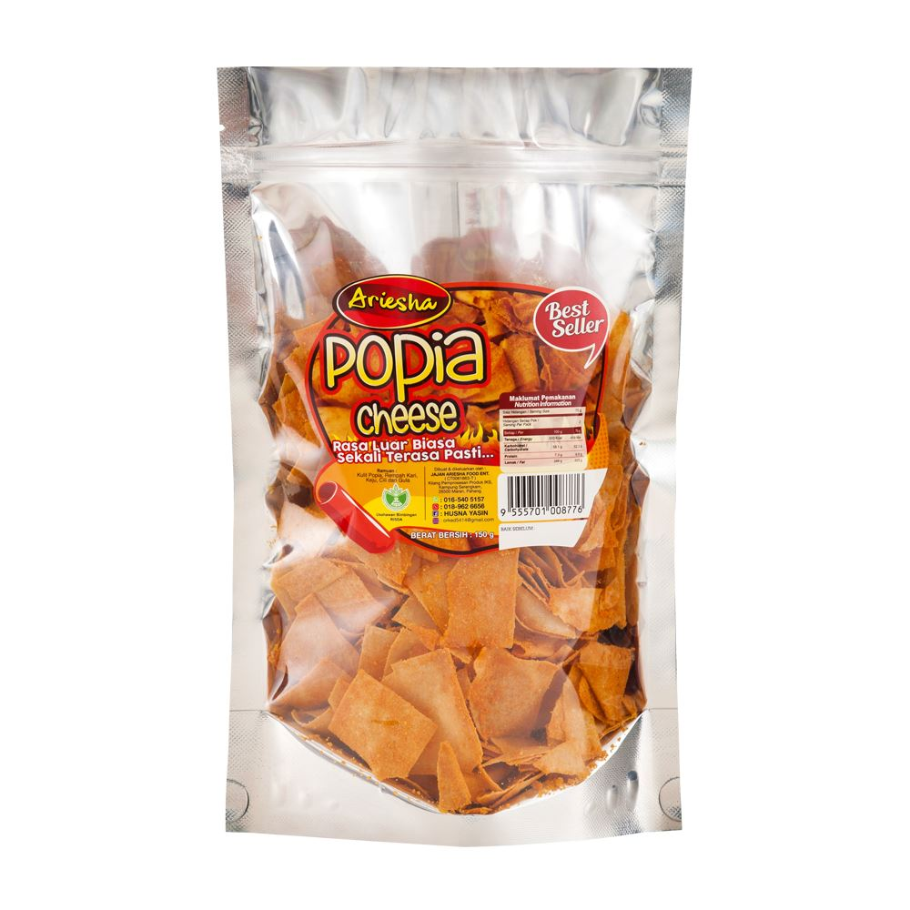 Popia Cheese 150g