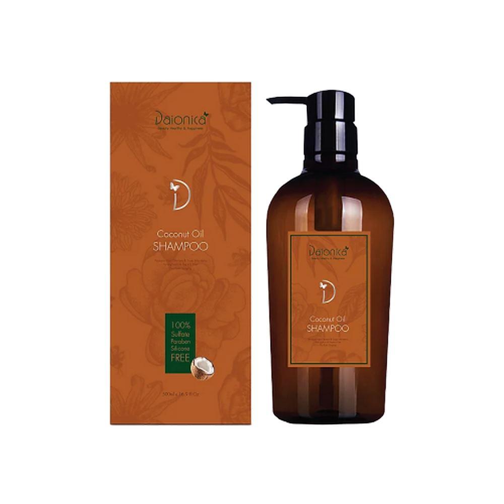 Daionica® Coconut Oil Shampoo
