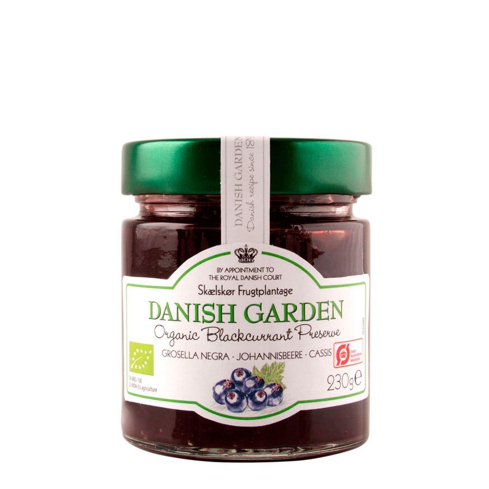 Danish Garden (Organic) Blackcurrant Preserve