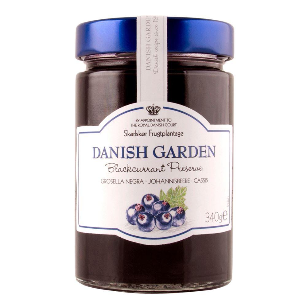 Danish Garden (Classic) Blackcurrant Preserve