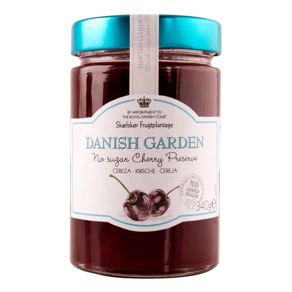 Danish Garden (No Sugar Added) Cherry Preserve